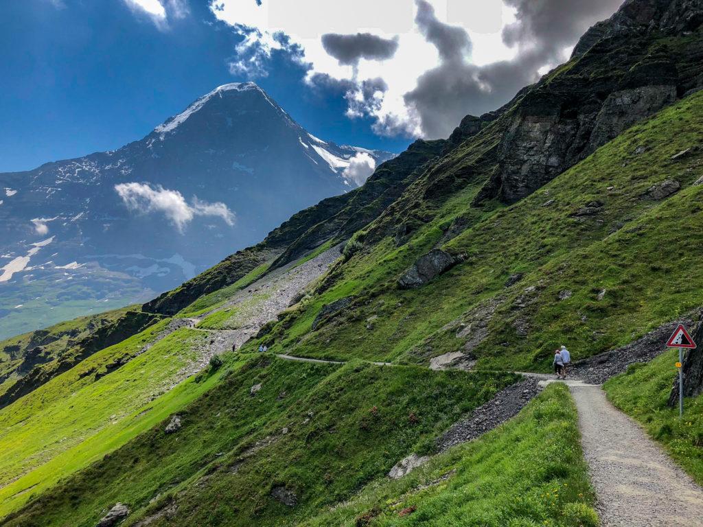 Day 2: Kleine Scheidegg and the Eiger Trail