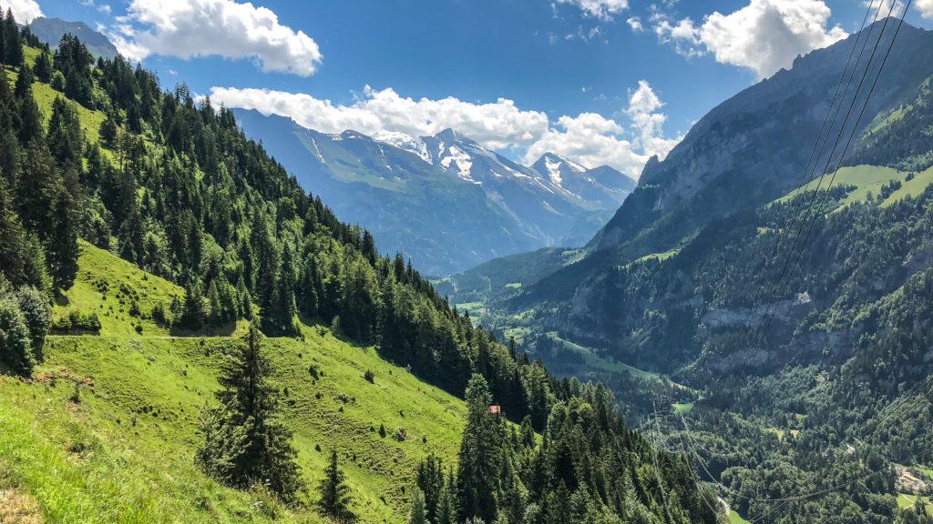 Day 6: Griesalp to Kandersteg